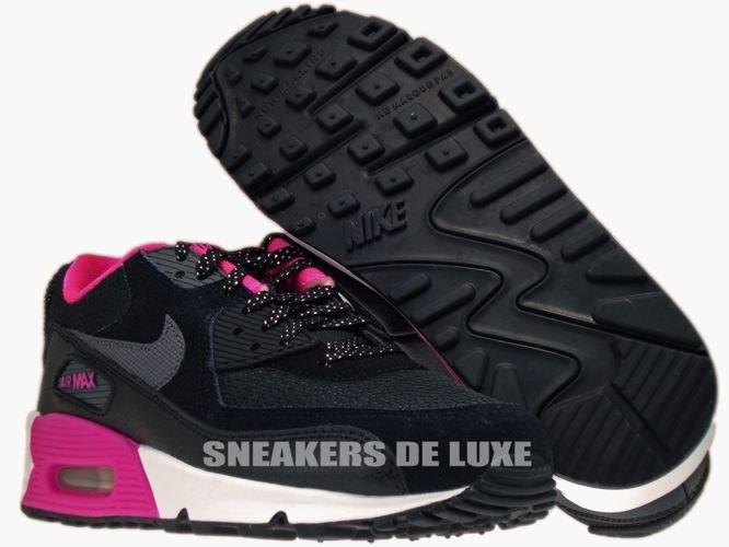 black pink nike air max