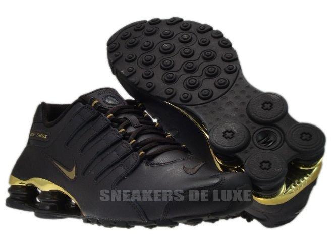 Nike Shox Nz Eu Brown