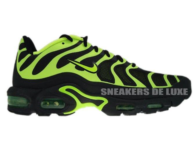 483553-070 Nike Air Max Plus TN 1.5 Hyperfuse Black/Volt-Black 483553-070 Nike Air Max Plus TN Tuned |