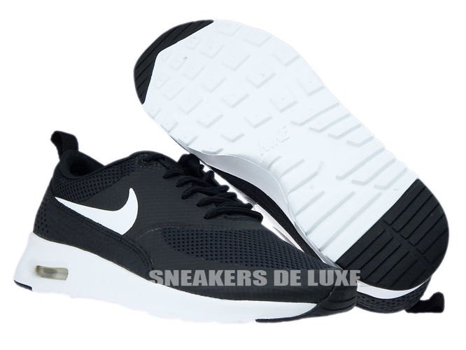 ... 599409-020 Nike Air Max Thea Black/Summit White ...