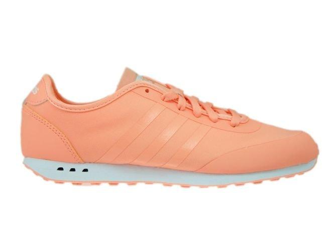 adidas neo leisure red pink