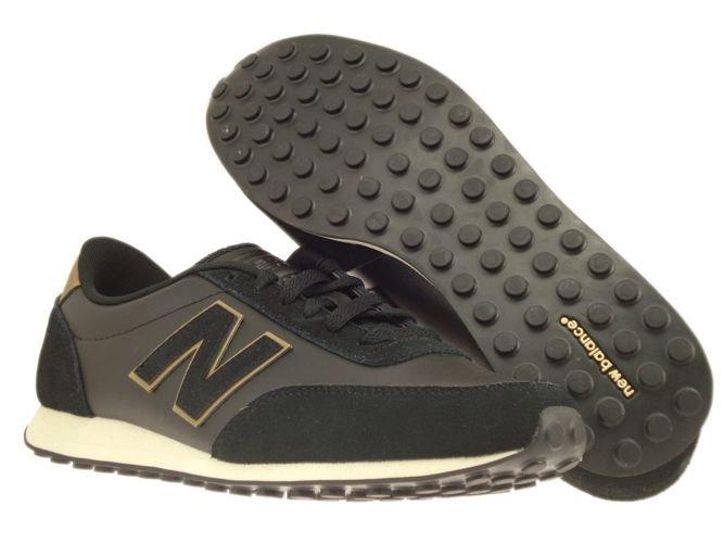 new balance 410 black leather