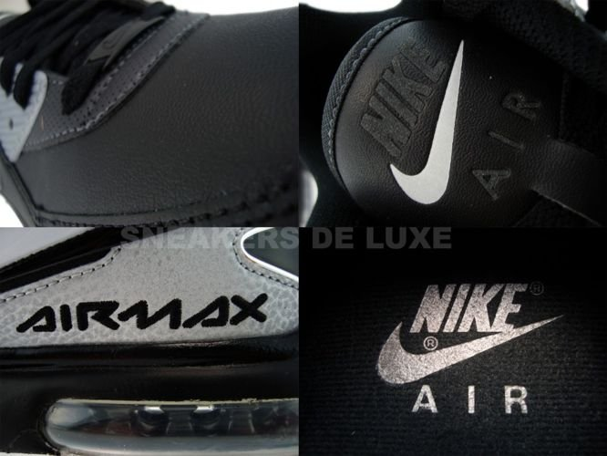 buy nike air max ltd anthracite court grøn sort 70c70 df0ba b712d4fcd