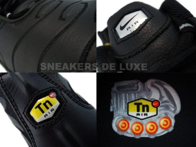Nike Air Max TN Silver Volt Black White