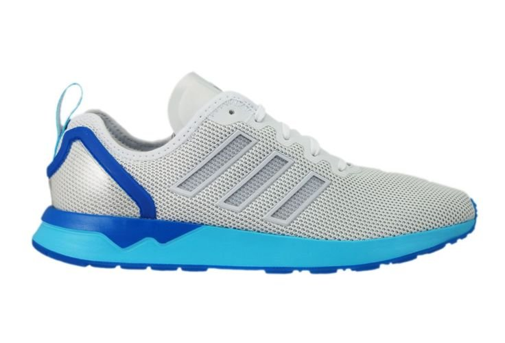 Adidas Zx Flux Adv Blue And White