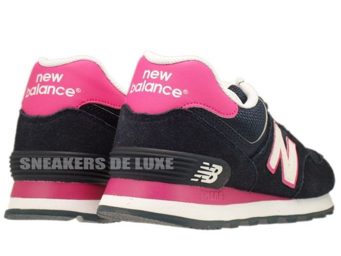 pink and navy new balance