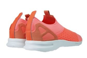 S75740 adidas ZX Flux ADV Smooth Sun Glow/Solar Orange
