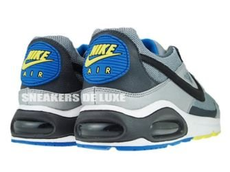 343886-130 Nike Air Max Skyline Stealth/Metallic Black-Imperial Blue