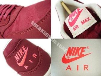512033-660 Nike Air Max 1 Premium Team Red/Atomic Red-Black-Sail