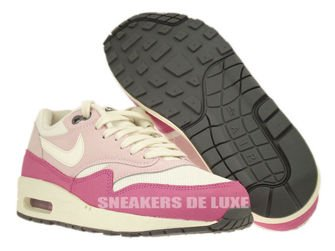 599820-101 Nike Air Max 1 Essential Sail/Sail-Arctic Pink-Dark Grey