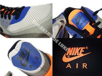 631744-104 Nike Air Max Lunar 90 C3.0 White/Dark Obsidian-Gum Royal-Wolf Grey
