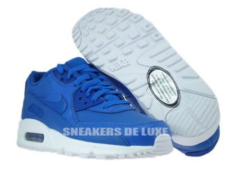 724821-402 Nike Air Max 90 Game Royal/Game Royal-White