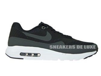 819476-004 Nike Air Max 1 Ultra Essential Black/White-Anthracite