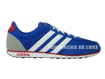 AW5051 adidas neo V Racer Blue /Footwear White/Power Red