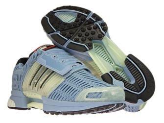 BA7267 adidas ClimaCool 1 CMF Tactile Blue / Core Black / Linen Green