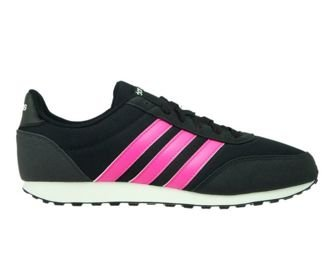 BC0112 adidas V Racer 2.0 NEO Core Black/Shock Pink/Chalk White