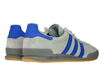 CQ2769 adidas Jeans Grey Two/Hi-Res Blue/Grey Three