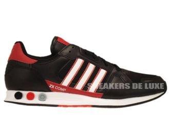 G63927 Adidas ZX Comp  Black/Run White/Uni Red