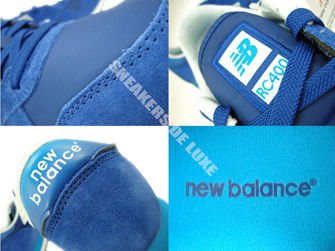 M400SBT New Balance Blue / Turquoise