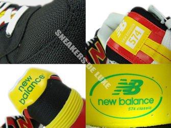ML574PBK New Balance 574