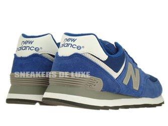 ML574SGB New Balance 574 Blue Grey