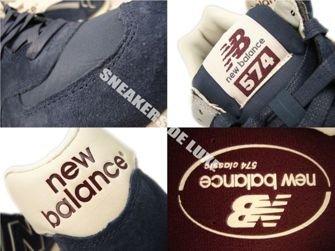 ML574SRN New Balance 574Navy/Grey