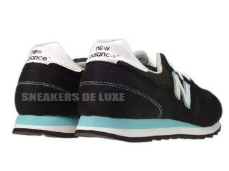 New Balance M373BBG 373 Black/Turquoise