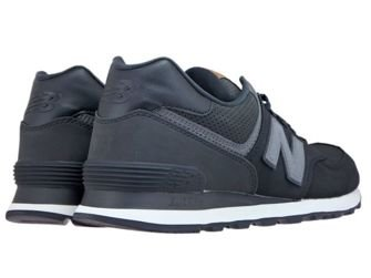 New Balance ML574GPG Black with Greystone