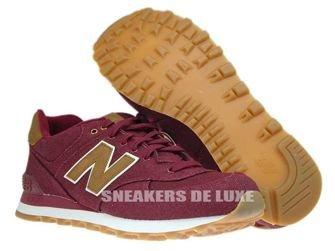New Balance ML574TXD Burgundy / Brown