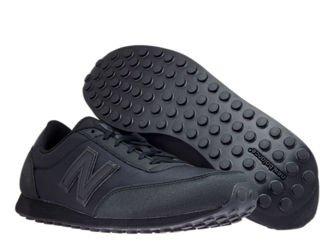 New Balance U410BBK Black/Black