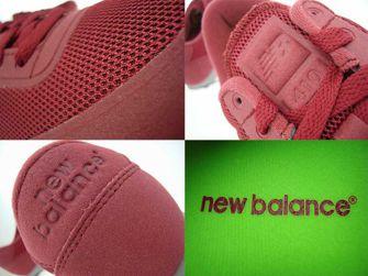 New Balance U410TWB Burgundy