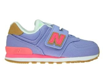 New Balance YV574T4 Lilac/Pink