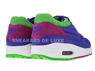 Nike Air Max 1 Pure Purple/Pure Purple-Medium Green-Rave Pink 319986-551