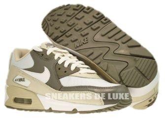 Nike Air Max 90 Flat Pewter/Birch-White 325213-015