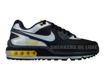Nike Air Max LTD II Black-White-Dark Grey-Metallic Silver 316391-022