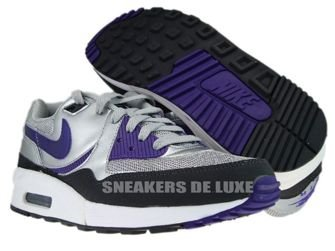 Nike Air Max Light Metallic Silver/Club Purple