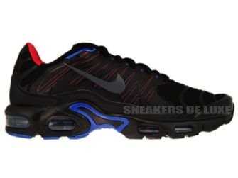 Nike Air Max Plus TN 1.5 Black/Dark Grey-Challenge Red 426882-006