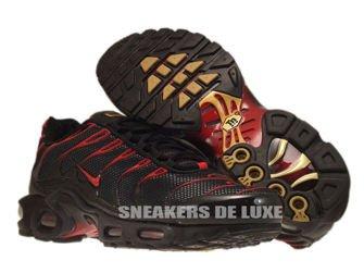 Nike Air Max Plus TN 1 Black/Diablo Red-Anthracite