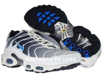 Nike Air Max Plus TN 1 White/Blue Anthracite