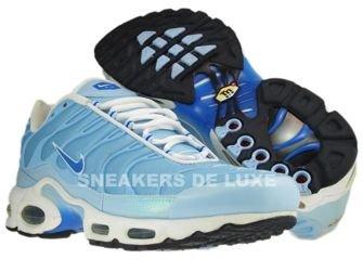 Nike Air Max Plus TN 1 White Blue/Blue-Saphire White 605112-448