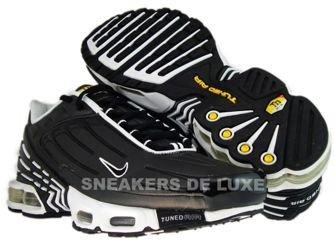 wholesale dealer c0a02 5175f Nike Air Max Plus TN III 3 Black Black-White 604201 ...