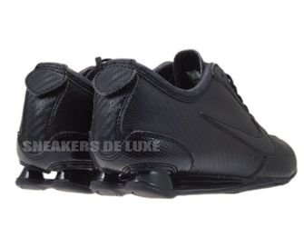 Nike Shox Rivalry Black/Black 316800-012