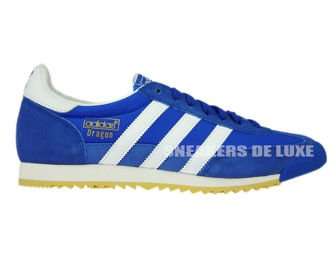 S32087 adidas Dragon Vintage Blue/Ftwr White/Collegiate Royal