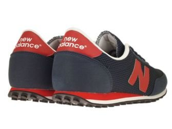 U410MNR New Balance Navy / Red