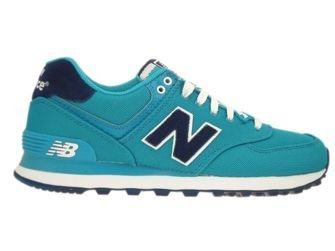 WL574POA New Balance Pique Polo Pack Aquamarine