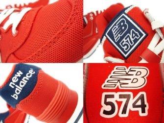 WL574POR New Balance Pique Polo Pack Red