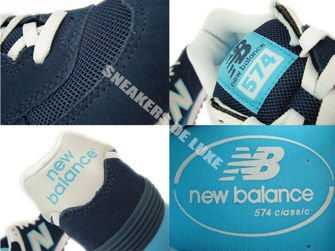 WL574VIP New Balance 574
