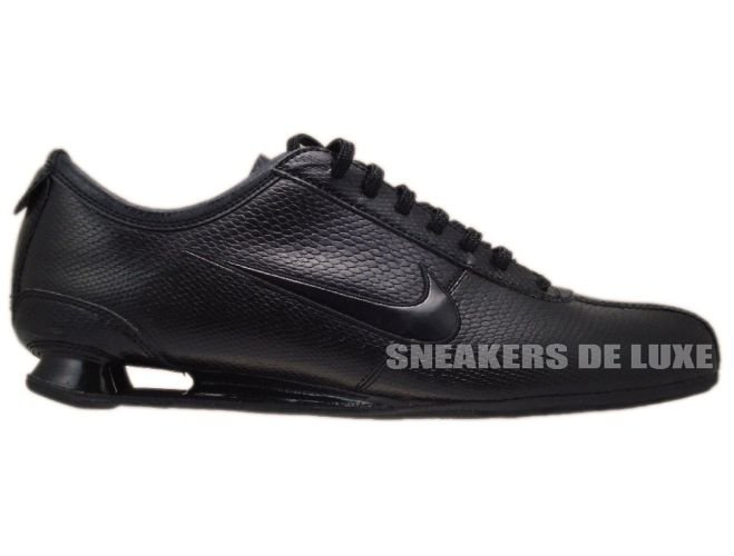 brand new 93299 74ee1 316317-020 Nike Shox Rivalry Black Cool Grey ...