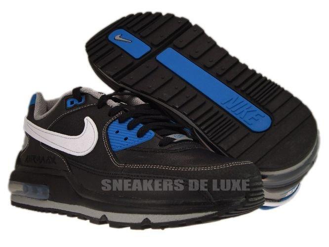 cheap for discount 03461 2e67a ... 316391-057 Nike Air Max LTD II Black White-Medium Grey-Imperial ...
