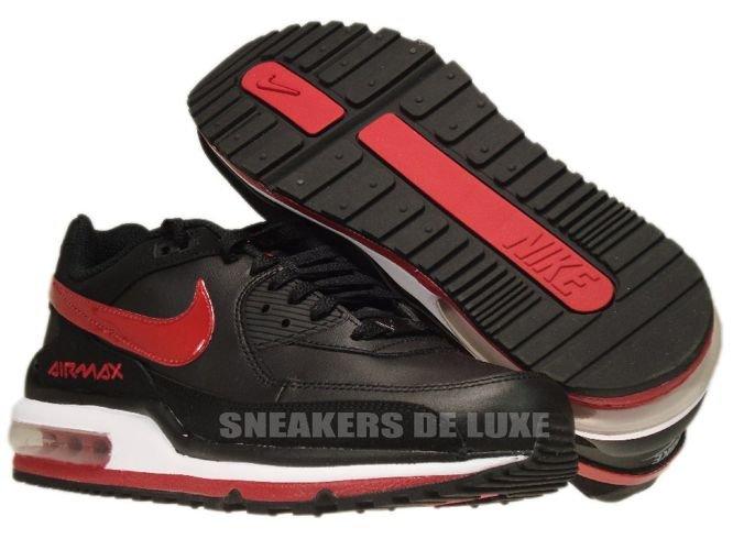 best website 02fbe 42b1b 316391-061 Nike Air Max LTD II Black/Gym Red-White-Stealth 316391 ...